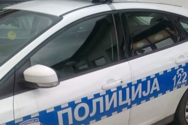 Policijsko vozilo Republike Srpske