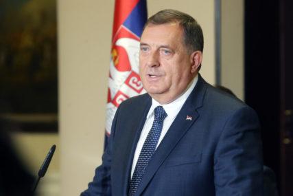 Srpski clan predsjednistva Milorad Dodik