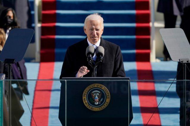 Završena ceremonija inauguracije: Biden poručio da odmah kreće s poslom