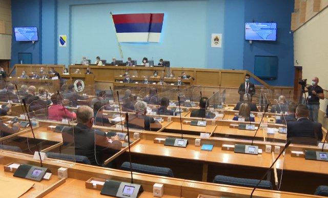 Poslanik Narodnog demokratskog pokreta /NDP/ u Narodnoj skupštini Republike Srpske Aleksandar Fulurija