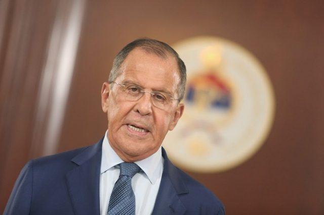 Lavrov prebolio korona virus