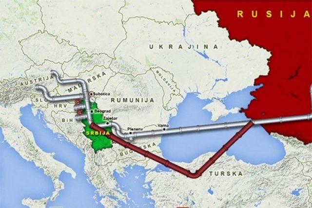 Aleksandar Vučić otvorio je rano jutros novi gasovod koji prolazi kroz Srbiju. Turski tok za balkan i srbiju