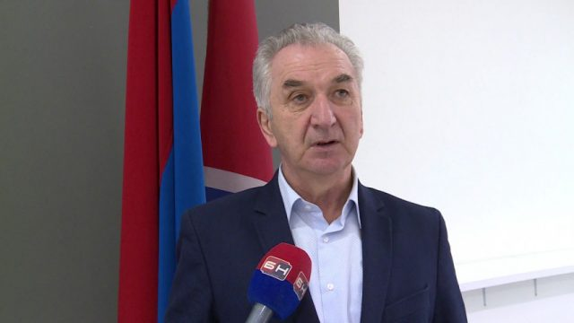Mirko Sarovic predjsednik SDS-a