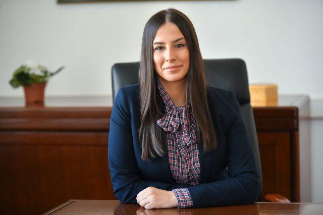 Tanja Vukomanović, komentarišući trenutno stanje u Banjaluci.