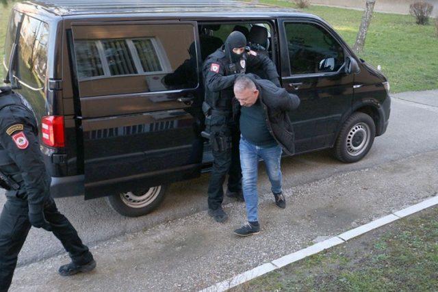 Sudski proces protiv bivšeg policijskog inspektora Nenada Grujića
