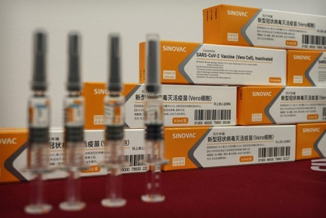 sinovac kineska vakcina