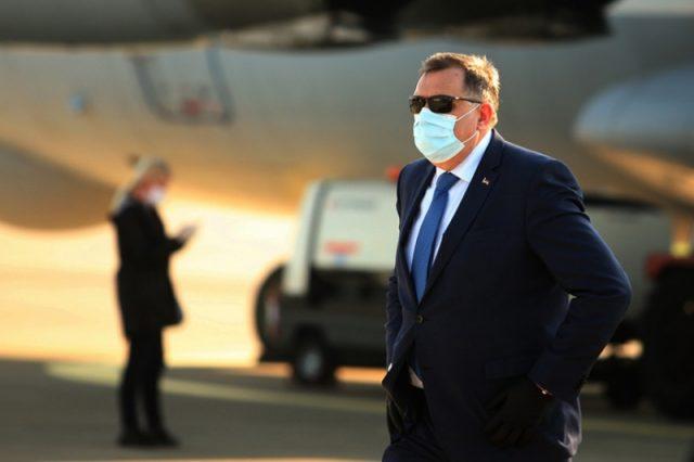 Milorad Dodik član Predsjedništva Bosne i Hercegovine iz Republike Srpske.